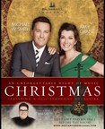 GRAMMY® Winners Amy Grant And Michael W. Smith Embrace The Christmas Spirit As Balsam Hill® Christmas Trees Create Magical Holiday Backdrop For 2017 Christmas Tour