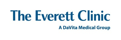 The Everett Clinic logo (PRNewsFoto/DaVita HealthCare Partners,The)