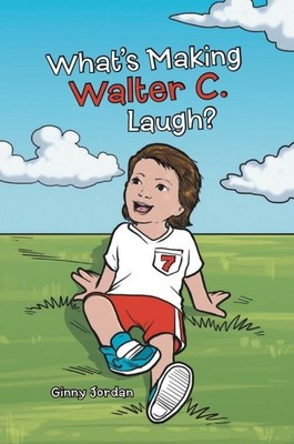 "New interactive children's book, ""What's Making Walter C. Laugh?"" Available now for the holidays on Amazon."