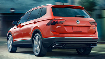 Fully redesigned and ready for anything, the 2018 VW Tiguan has arrived to Volkswagen of South Mississippi. Keep on reading to learn more about the 2018 Tiguan.