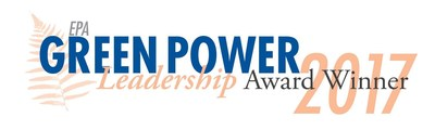 TOTO's Morrow Manufacturing Plant garnered the prestigious 2017 Green Power Leadership Award from the Environmental Protection Agency (EPA). The EPA's annual awards recognize America's leading sustainable power users for their commitment and contribution to helping advance the development of the nation's voluntary green power market.