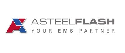 Asteelflash logo