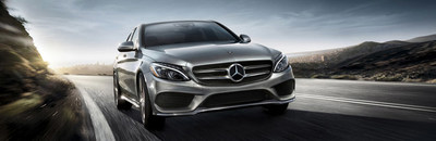 Car shoppers looking for a new spacious sedan are encouraged to research the 2018 Mercedes-Benz C 300, shown above, on Alfano Motorcars' website.