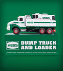 First Ever Hess Toy Dump Truck Now On Sale