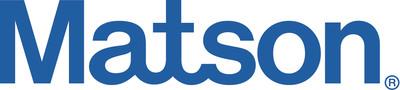 Matson Logo. (PRNewsFoto/Matson) (PRNewsFoto/) (PRNewsFoto/)