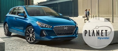 Schedule a test drive of the 2018 Hyundai Elantra GT at Planet Hyundai of Golden, Colorado.