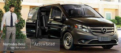 The 2018 Mercedes-Benz Metris Van will be available soon at Mercedes-Benz of Arrowhead Sprinter.