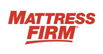 Mattress Firm logo. (PRNewsfoto/Mattress Firm)