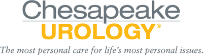 Chesapeake Urology logo (PRNewsFoto/Chesapeake Urology)