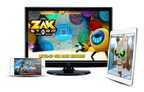 ZAG'S Tech-Infused New Boy Brand, Zak Storm™ - Super Pirate, Launches U.S. Digital Trifecta, Providing A Connected Play Experience Across TV, Toys And Mobile App For Kids To
