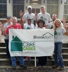 HomeAid and CBRE Team Up to Help Homeless