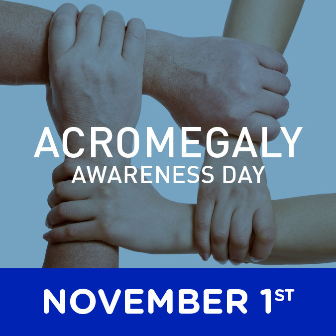 Today is Acromegaly Awareness Day (CNW Group/Canadian Pituitary Patient Network)