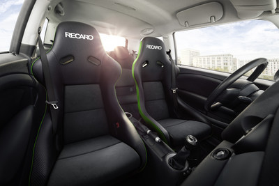 The limited Recaro Pole Position SL purebred performance seat is made for sharp-looking interiors and the finest in dynamic driving pleasure.