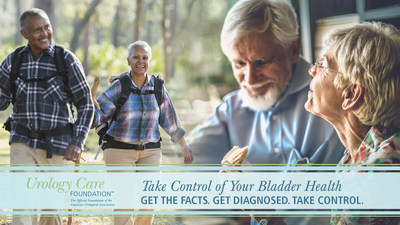 Learn more about Bladder Health Month by visiting www.UrologyHealth.org/BHM17