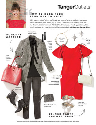 TangerSTYLE Trend - Red