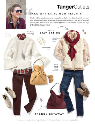 TangerSTYLE Trend - Winter Whites
