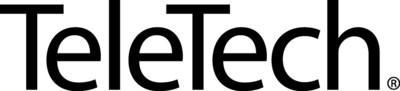 TeleTech Logo.