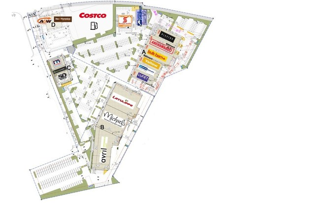 1200 to 1238 De la Concorde, Lévis Québec (CNW Group/BTB Real Estate Investment Trust)