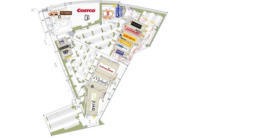 Cnw btb annonce l 39 acquisition d 39 un m ga centre - Centre commercial porte de saint cloud ...