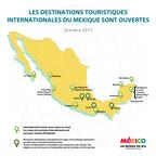 Les destinations du Mexique sont ouvertes et prêtes à vous accueillir