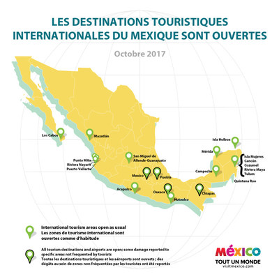 (PRNewsfoto/Mexico Tourism Board)