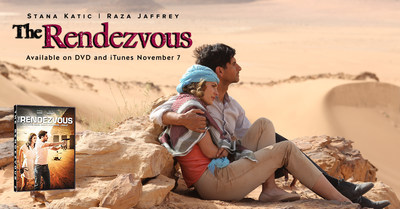 'The Rendezvous' Starring Stana Katic and Raza Jaffrey Set to Be Released on DVD and iTunes November 7