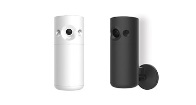 The Honeywell Smart Home Security System motion viewers (PRNewsfoto/Honeywell Home and Building Tec)