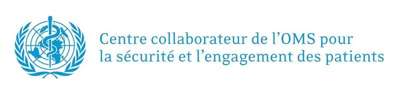 Centre collaborateur de l'OMS pour la sécurité et l'engagement des patients (Groupe CNW/L'Institut canadien pour la sécurité des patients)