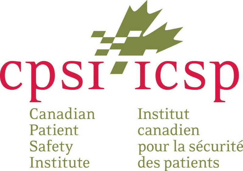 L'Institut canadien pour la sécurité des patients (ICSP) (Groupe CNW/L'Institut canadien pour la sécurité des patients)