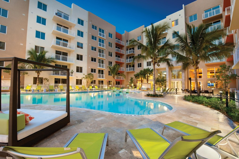 $135 Million Multifamily Investment Sale Closed in Doral Florida