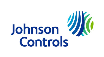 Johnson Controls Logo. (PRNewsFoto/Johnson Controls)