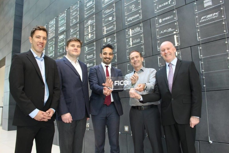 Analytic Software Leader FICO Joins UK's Manufacturing Technology Centre