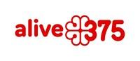 Logo: Alive 375 (CNW Group/Société des célébrations du 375e anniversaire de Montréal)