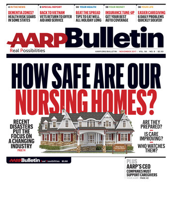 AARP Bulletin November 2017 Issue