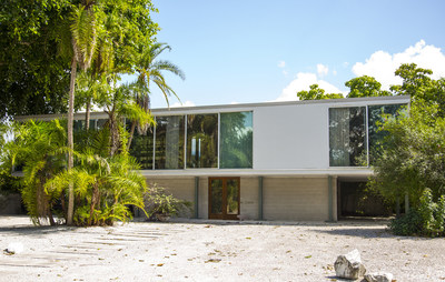 "Hiss Studio (1953), architect Edward J. ""Tim"" Seibert, FAIA, Sarasota, FL. Photo © Jenny Acheson"