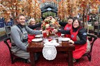 Chef Curtis Stone and the Ocean Spray® CranMa™ Team Help First-Time Hosts Tackle Thanksgiving