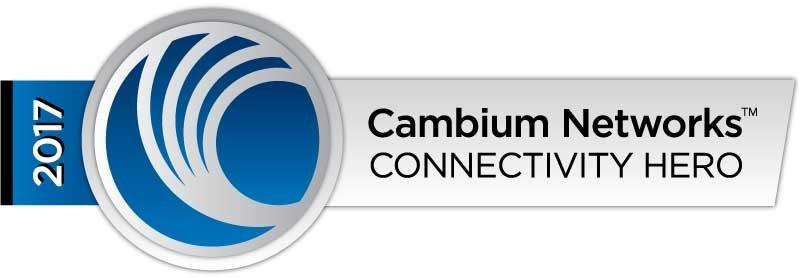 (PRNewsfoto/Cambium Networks)...