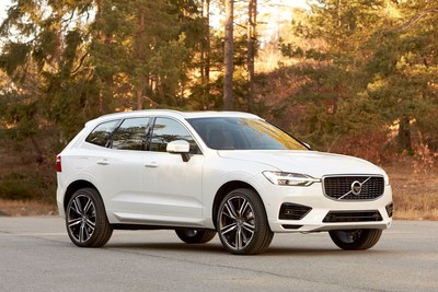 The new Volvo XC60 (CNW Group/Volvo Car Canada Ltd.)