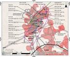 Figure 1. Plan View (CNW Group/Kerr Mines Inc.)