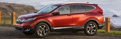 Car shoppers looking for a new compact SUV are encouraged to research the 2018 Honda CR-V, shown above, on Matt Castrucci Honda's website.