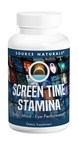 Source Naturals® Innovates with Screen Time Stamina™ Supplement Designed for Endurance Computer Users