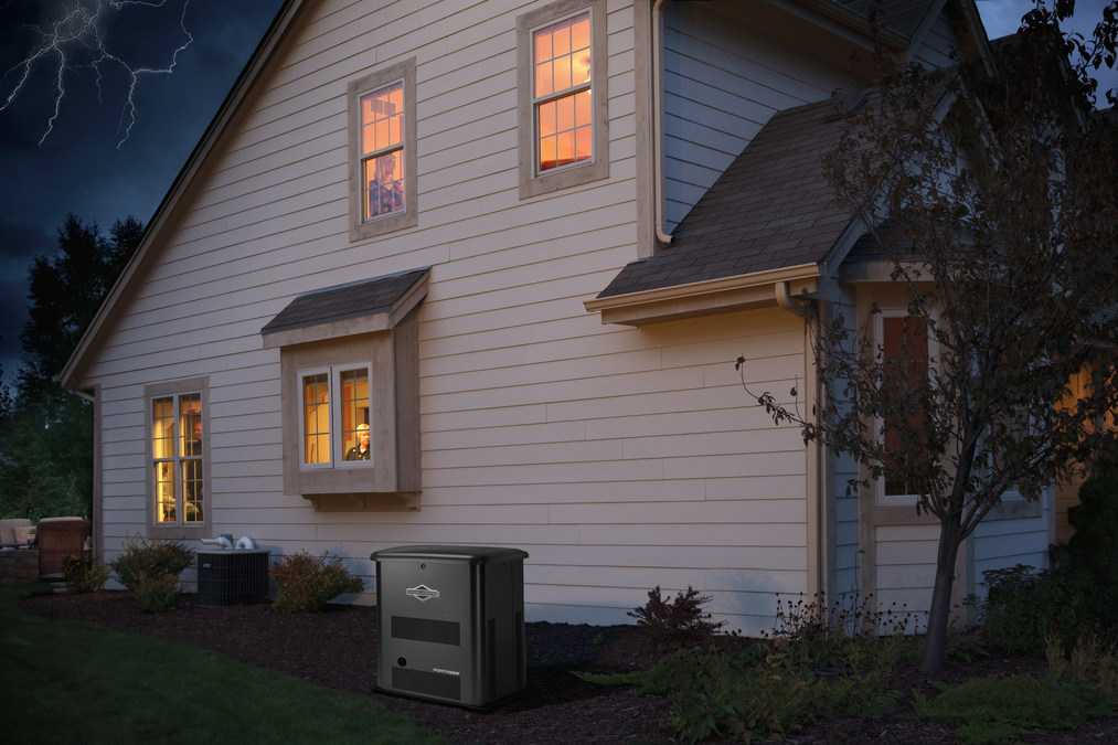 Briggs & Stratton Delivers Solution To Homeowners Seeking To