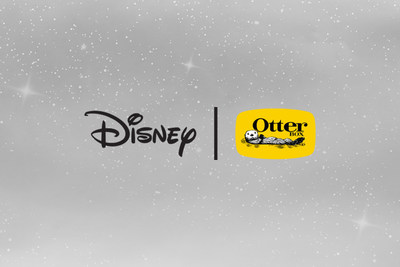 "OtterBox is now the ""Official Protective Case"" of Walt Disney World Resort and Disneyland Resort as part of a new multi-year strategic alliance."