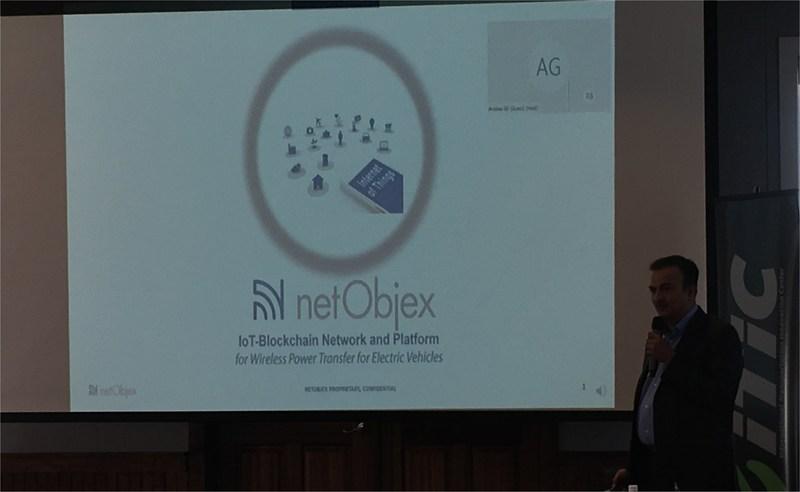 NetObjex Presentation at ITIC