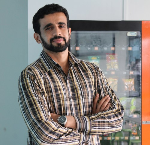 Aroon Khatter, CEO (PRNewsfoto/Vendekin Technologies)