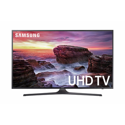 "Samsung® 55"" 4K UHD Smart TV, $499.99. Save $300 and receive a $20 BJ's gift card with in-club clipless coupon or BJs.com instant savings during BJ's Black Friday Savings Event from Nov. 17, 2017 to Nov. 27, 2017. Available in-club and on BJs.com."