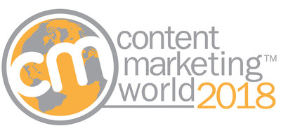 Content Marketing World 2018 Call for Speakers Now Open