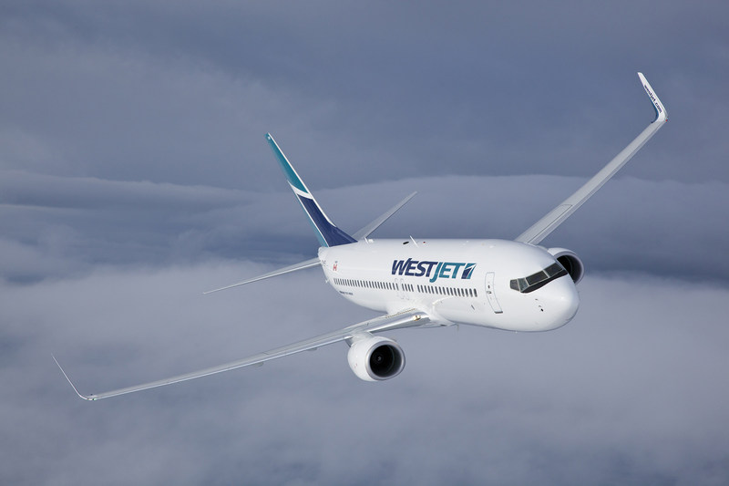 WestJet a annoncé qu'elle a été reconnue comme étant la meilleure compagnie aérienne à tarifs économiques – Amériques pour 2018 par www.airlineratings.com. (Groupe CNW/WestJet)