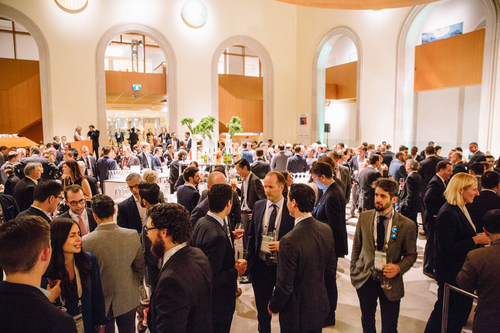 The 2016 Capital Connection opening reception (CNW Group/FirePower Capital)