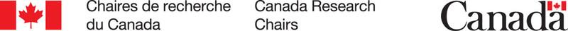 Logo : Chaires de recherche du Canada (Groupe CNW/Conseil de recherches en sciences humaines du Canada)